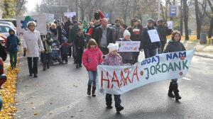 """Dziś jordanek, jutro Łazienki"""