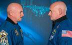 """Jeden z bliźniaków przez rok był w kosmosie [""""Fakty"""" TVN]"""