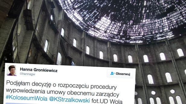 Gazownia wróci do miasta? tvnwarszawa.pl / urząd miasta