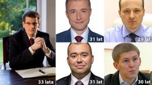Poczet najmłodszych burmistrzów Warszawy