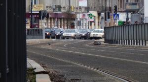 Targowa jednak dla pieszych? Burmistrz chce słupków i donic
