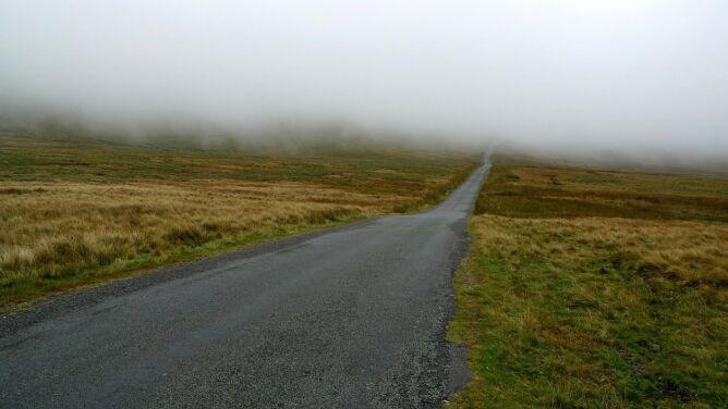Poranne mgły, potem idealne warunki do jazdy