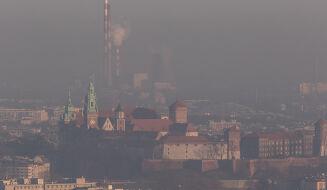 Smog truje mieszkańców Krakowa. Jest źle, miejscami fatalnie