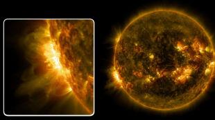 Piątek trzynastego bez sygnału sieci? Do Ziemi dotrą potężne strumienie słonecznej plazmy