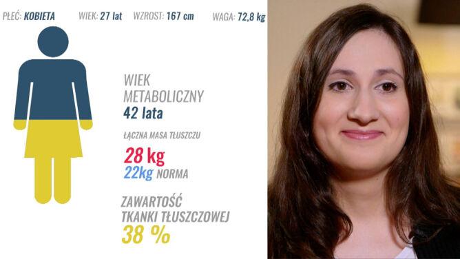 Przytyła w ciąży 20 kg. Nie zacznie ćwiczyć, a schudnie