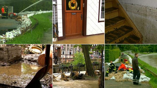 Powódź w Niemczech ustępuje. Interweniowała armia