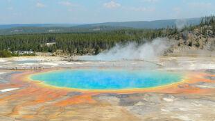 Wulkan Yellowstone większy niż zakładano. Komora magmy ma 30 x 90 kilometrów