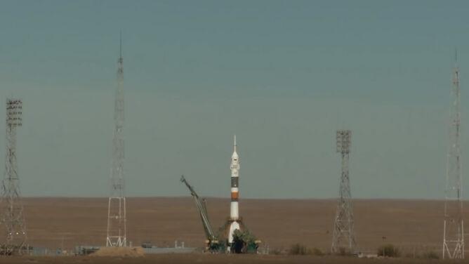 """Rosjanie wstrzymują loty w kosmos. <br />""""Trudno sobie wyobrazić, co oni przeżywali"""""""