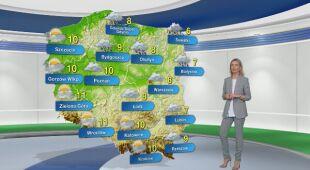 Prognoza pogody na piątek 13.11
