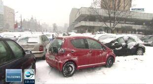Pogoda w Katowicach nie dopisuje (TVN24)