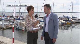 Romowa Doroty Gardias z Tomaszem Marcinkowskim