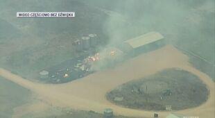 Pożary w Australii Południowej